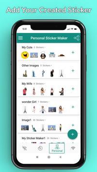 Malayalam Sticker - WAStickerApps screenshot 5
