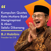 Dp Gambar Bj Habibie Quotes Kata Mutiara For Android Apk