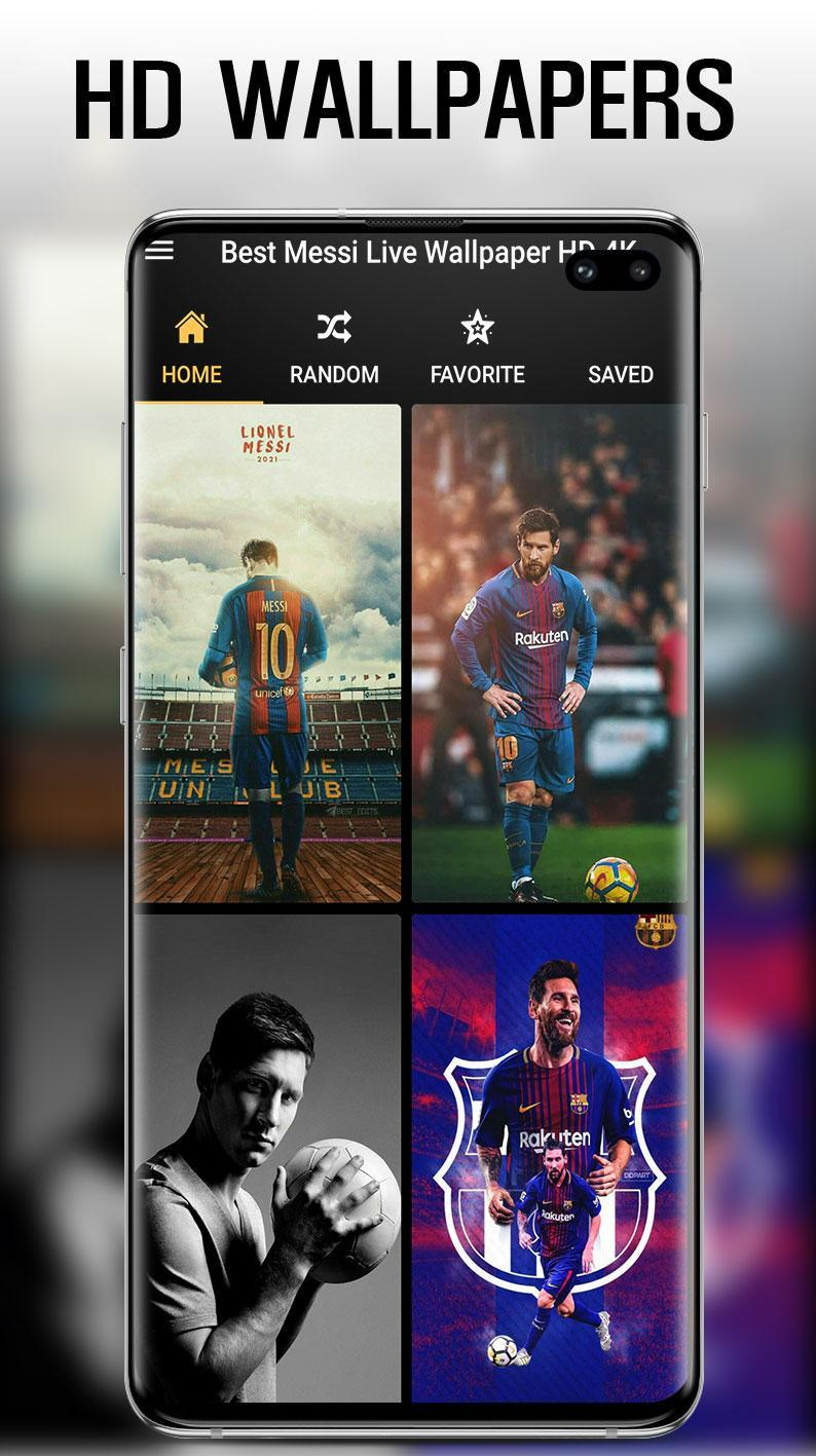 Best Messi Live Wallpaper 2020 Hd 4k For Android Apk Download