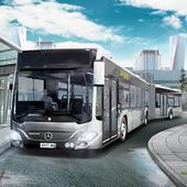 Hill Climb bus 2021 أيقونة