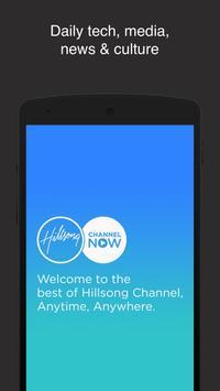 Hillsong Channel NOW penulis hantaran