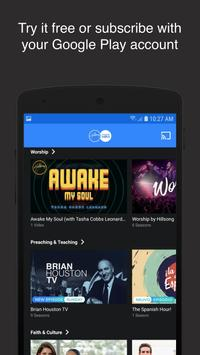 Hillsong Channel NOW syot layar 2