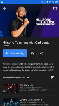 Hillsong Channel NOW syot layar 4