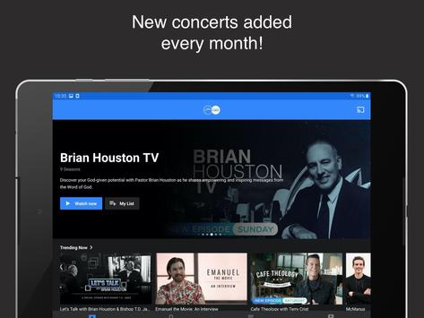 Hillsong Channel NOW syot layar 6