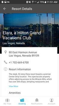 Hilton Grand Vacations screenshot 4