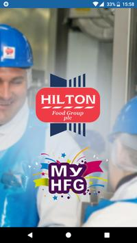 MyHFG UK poster