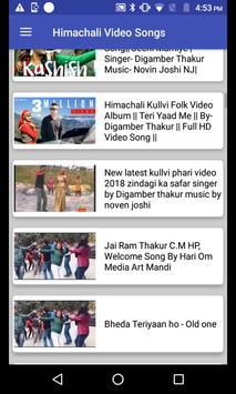 Himachali Song Video 2019 screenshot 1