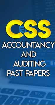 CSS Accountancy And Auditing Past Papers screenshot 1