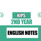 KIPS 2nd Year English Notes icon