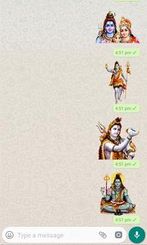 All God Hindu Stickers For Whastapp (WAStickers) screenshot 4