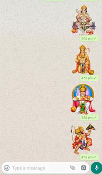 All God Hindu Stickers For Whastapp (WAStickers) screenshot 5