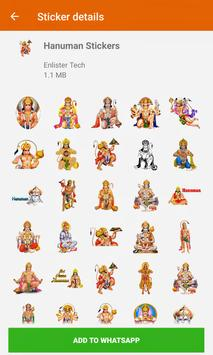 All God Hindu Stickers For Whastapp (WAStickers) screenshot 1