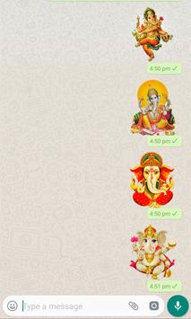 All God Hindu Stickers For Whastapp (WAStickers) screenshot 3