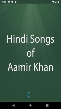Hindi Songs of Aamir Khan poster