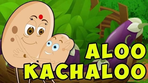 Aloo Kachaloo Beta Kahan Poem poster