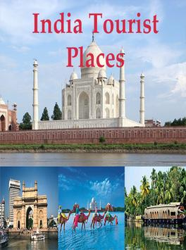 Indian tourist place hindi poster