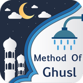 Method Of Ghusl - Gusal Ka Tarika icon