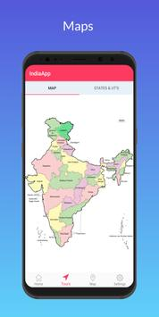 India App : India Facts, GK, About IND States Info screenshot 6