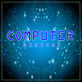 History of Computer icon