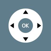 Remote For Hisense TV icon