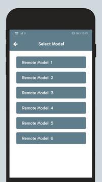 Remote For Hisense TV screenshot 2
