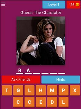Friends Quiz  (Fan Made) screenshot 14