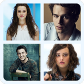 Fan Made Quiz For 13 Reasons Why icon