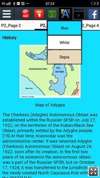 Адыгэй - History of Adygea screenshot 14