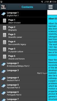 Albert Einstein screenshot 6