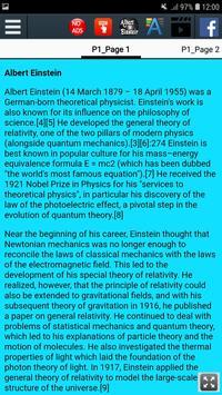 Albert Einstein screenshot 13