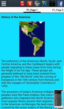 History of the Americas screenshot 1