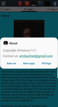 History of Amhara people screenshot 3