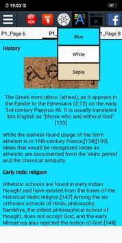 History of atheism screenshot 4