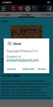 History of atheism screenshot 9