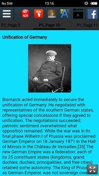 Otto von Bismarck screenshot 2