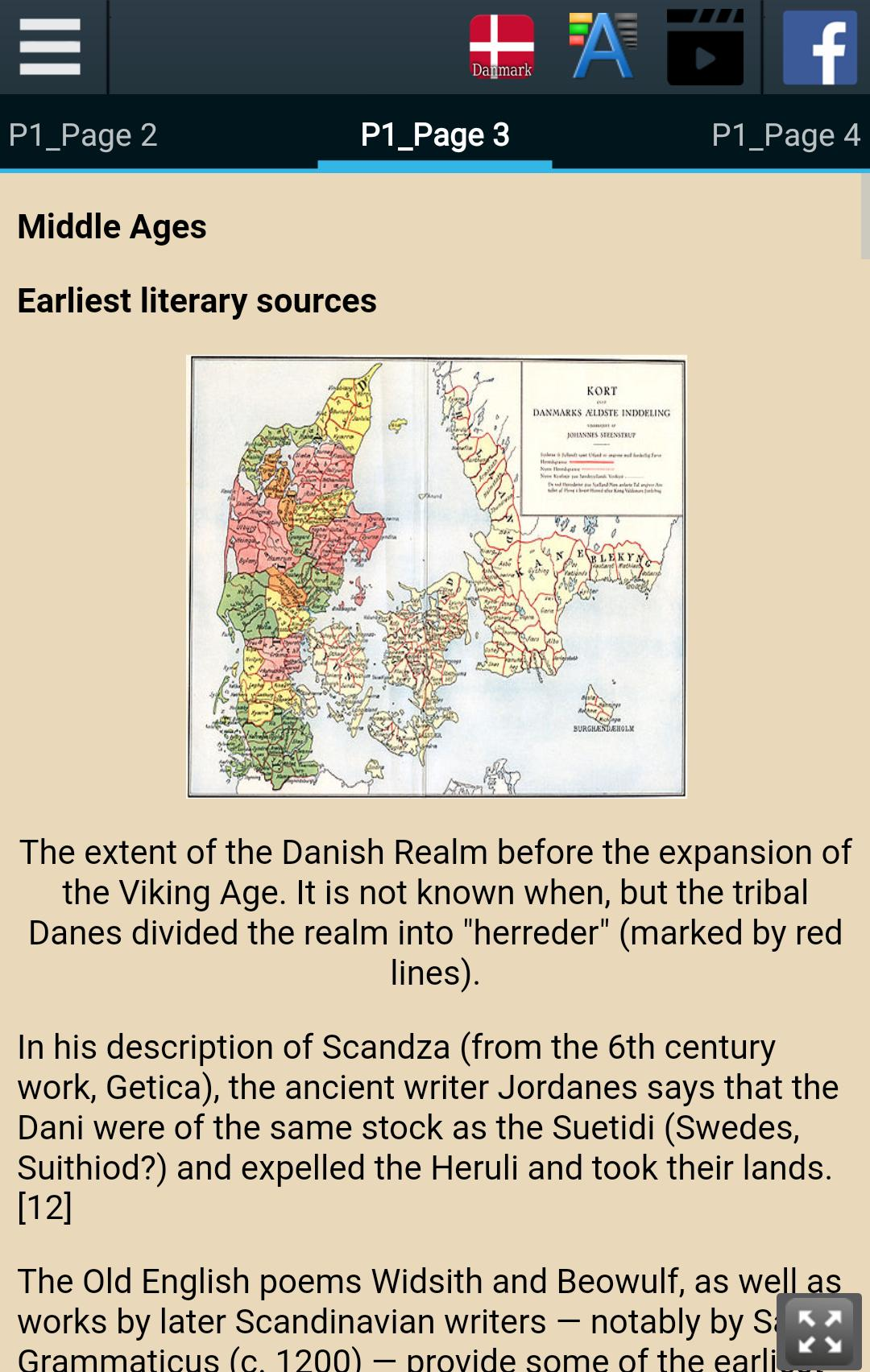 History Of Denmark For Android Apk Download