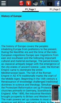 History of Europe screenshot 1