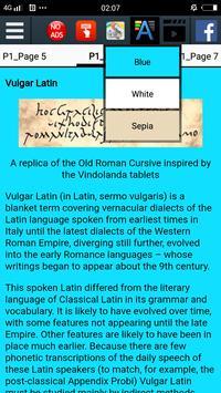 History of Latin screenshot 10