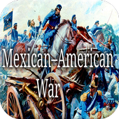 Mexican–American War icon
