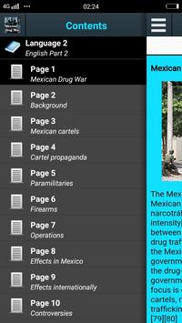 Mexican Drug War poster