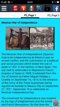 Mexican War of Independence screenshot 7