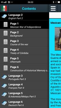 Mexican War of Independence poster