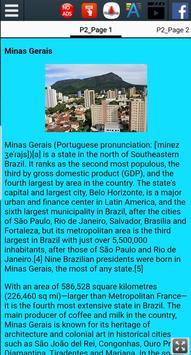 History of Minas Gerais screenshot 1