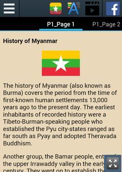 History of Myanmar screenshot 1