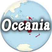 History of Oceania icon