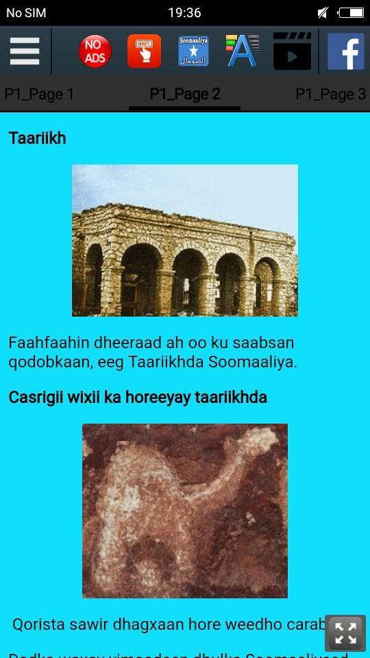 Taariikhda Soomaaliya - History of Somalia for Android - APK Download