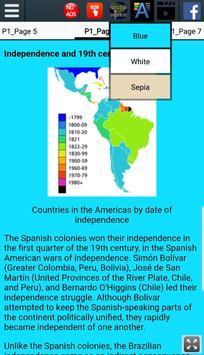 History of South America screenshot 4