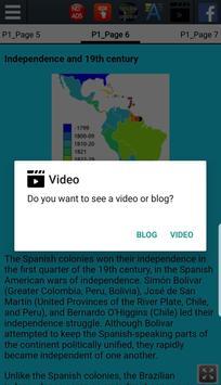 History of South America screenshot 5