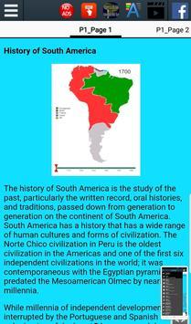History of South America screenshot 1