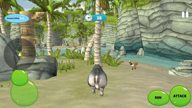 Hipopotamo Simulator screenshot 1